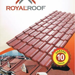 Genteng Royal Roof Surabaya Murah