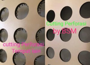 bsm market perforated