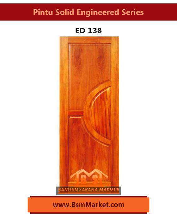 PINTU SOLID ENGINEERED SERIES - ED 138