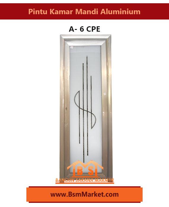 WEATHERPRO ALUMINIUM A-6 CPE