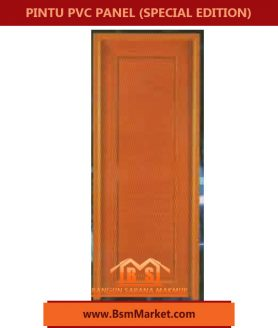 PINTU PVC PANEL SPECIAL EDITION