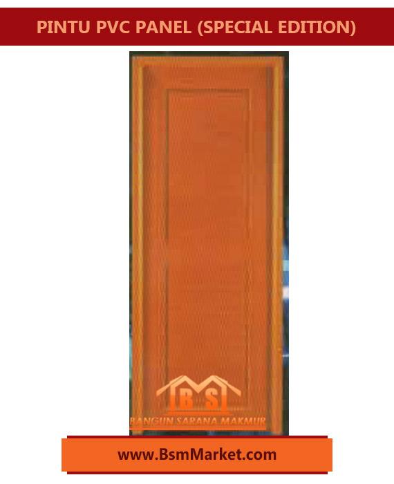 PINTU PVC PANEL SPECIAL EDITION KUAT MURAH