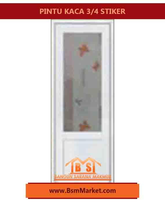 PINTU Platinum Spesial Edition (Pintu Super Tebal & KUAT)