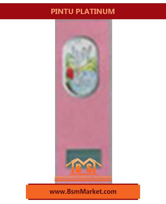 Pintu Platinum Pink Lucu