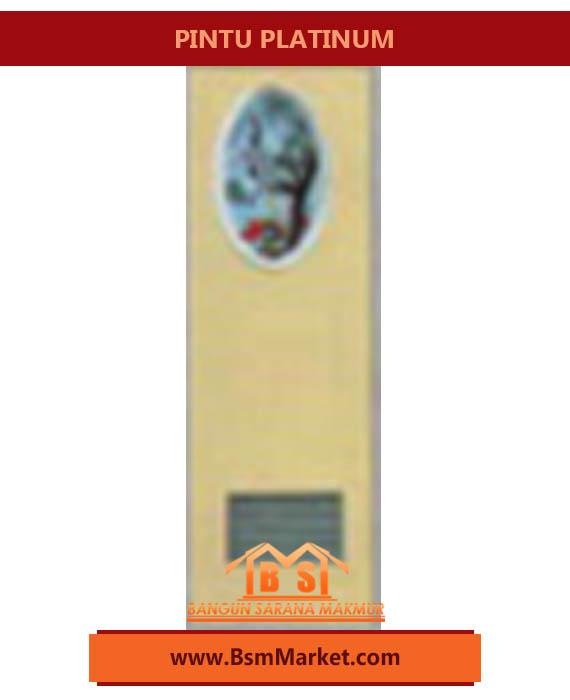Pintu Platinum pohon unik